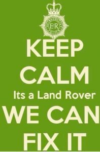 Independent Land Rover Repair Shop • Land Rover Maintenance • NJ